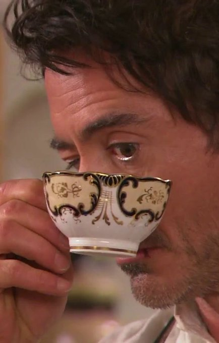 Happy Birthday tea drinkin\ Robert Downey Jr.