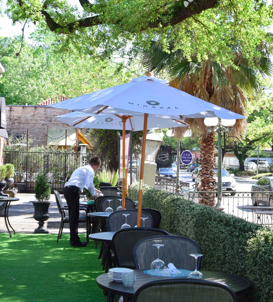 Cafe Azur Houston, Montrose Houston, Visit Houston Texas And 3 Others