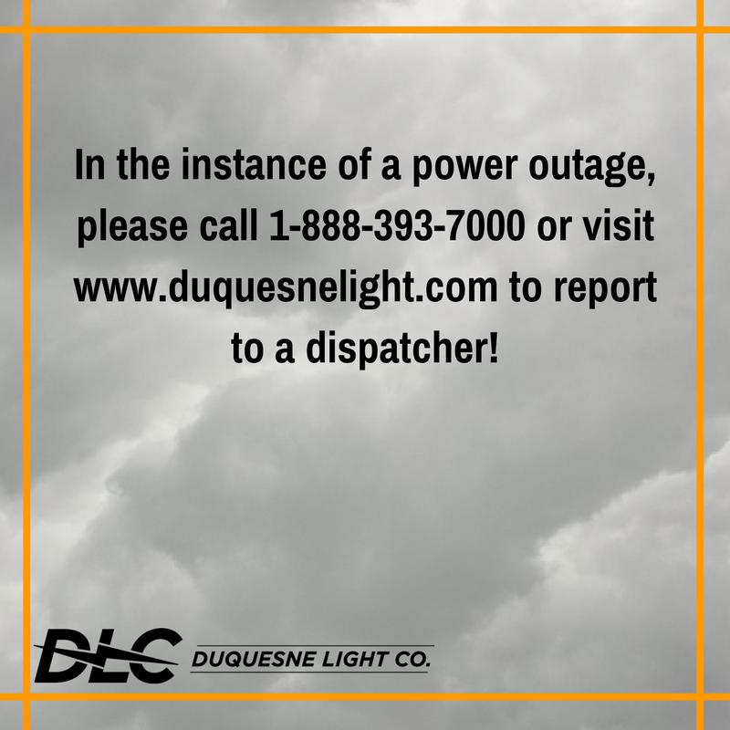 Duquesne Light Phone Number Power Outage Mouthtoears Com