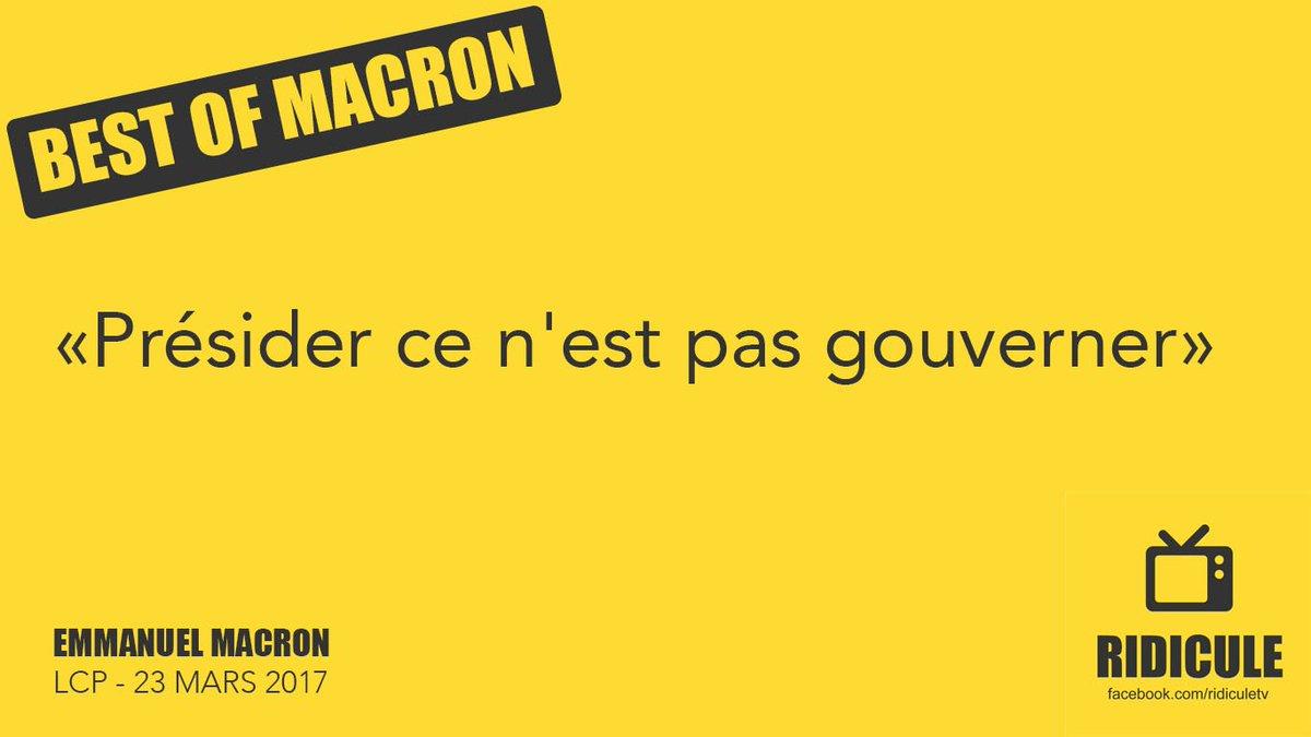 #BestOfMacron WTF ? #LeGrandDebat