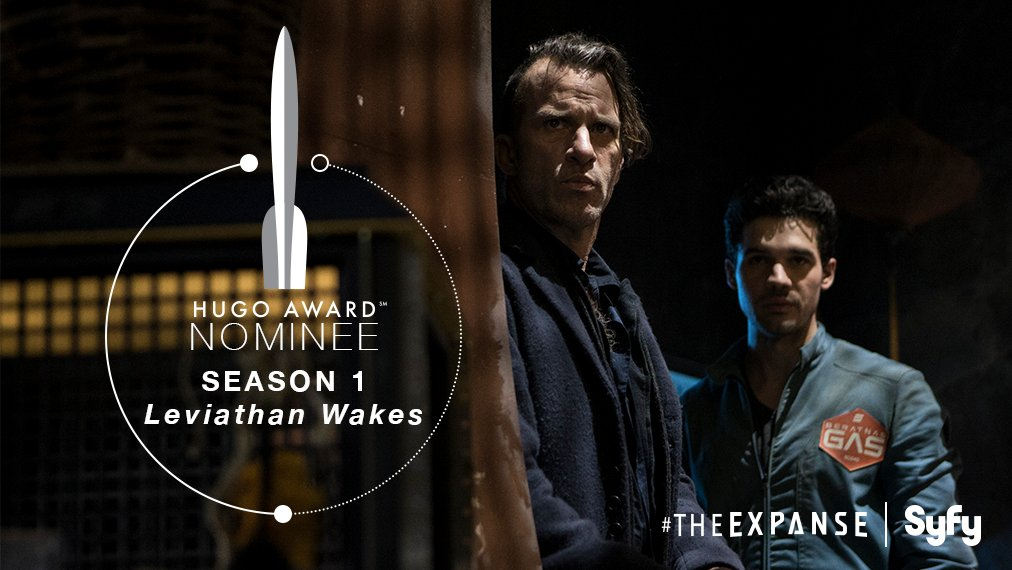 Crazy Eddie's Motie News: 'Arrival' and 'The Expanse' win Best ...