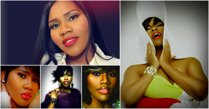Happy Birthday to Kelly Price (born April 4, 1973)