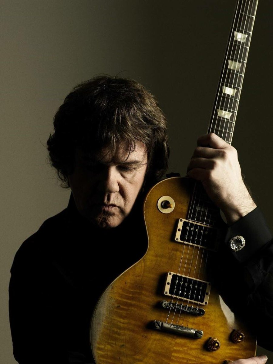 Remembering the late, great, Gary Moore #lespaul https://t.co/vLXkcqyVud