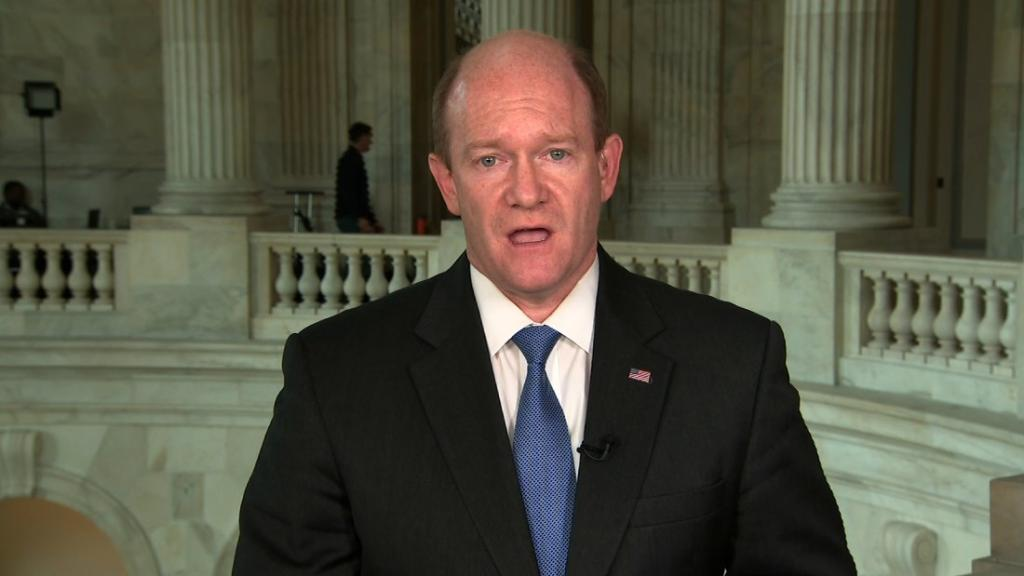 Dem senator says he's open to preserving filibuster in Gorsuch debate