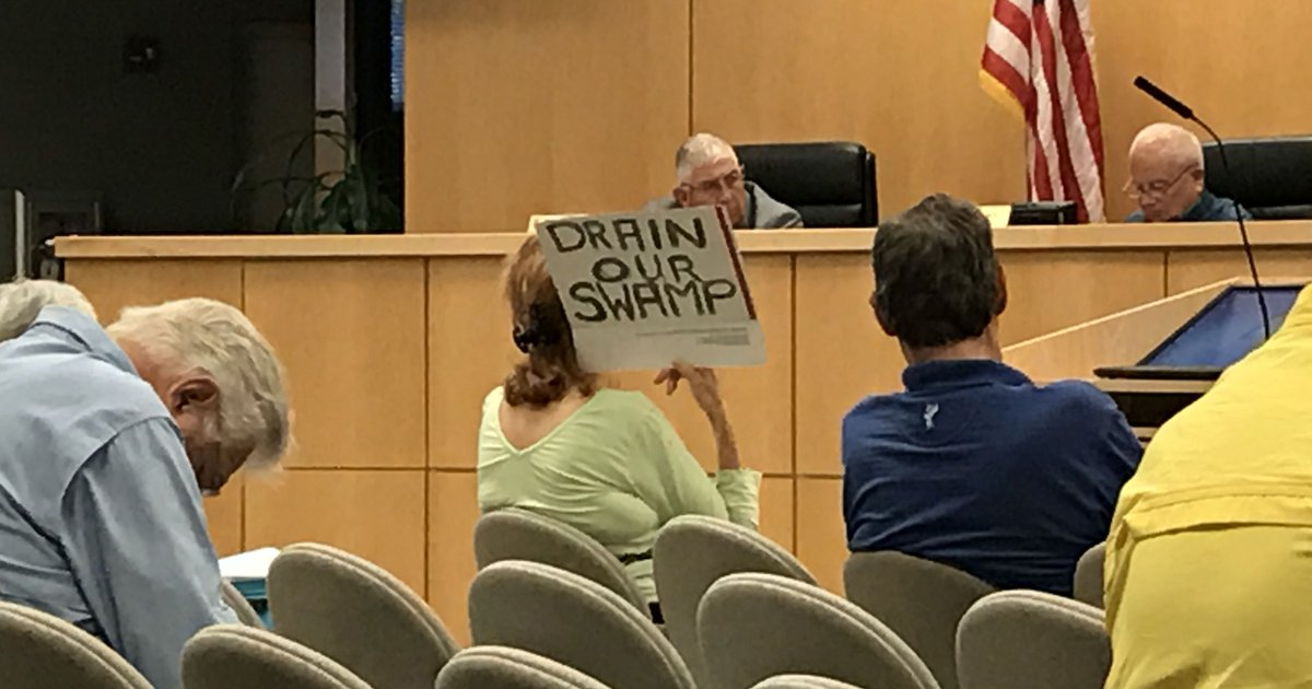 Marco island city council chair larry honig: \'this is government at ...