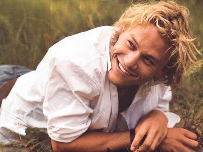 Happy Birthday, Heath Ledger such a beautiful soul
