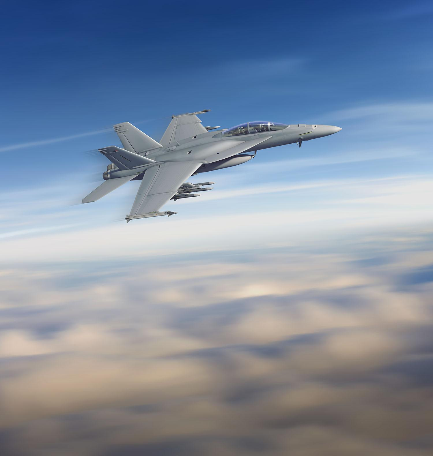 F/A-18 Block III