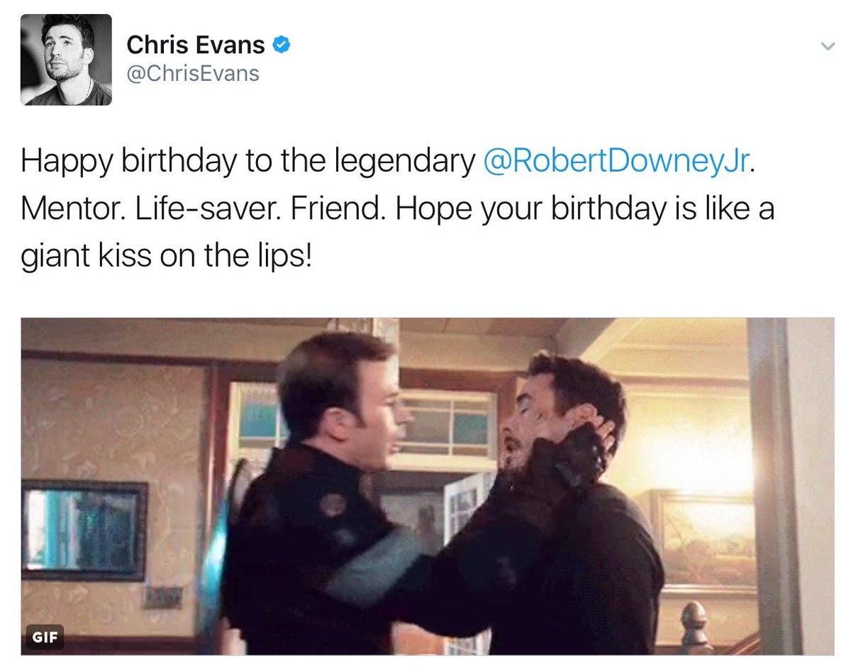Chris Evans On Twitter Happy Birthday To The Legendary