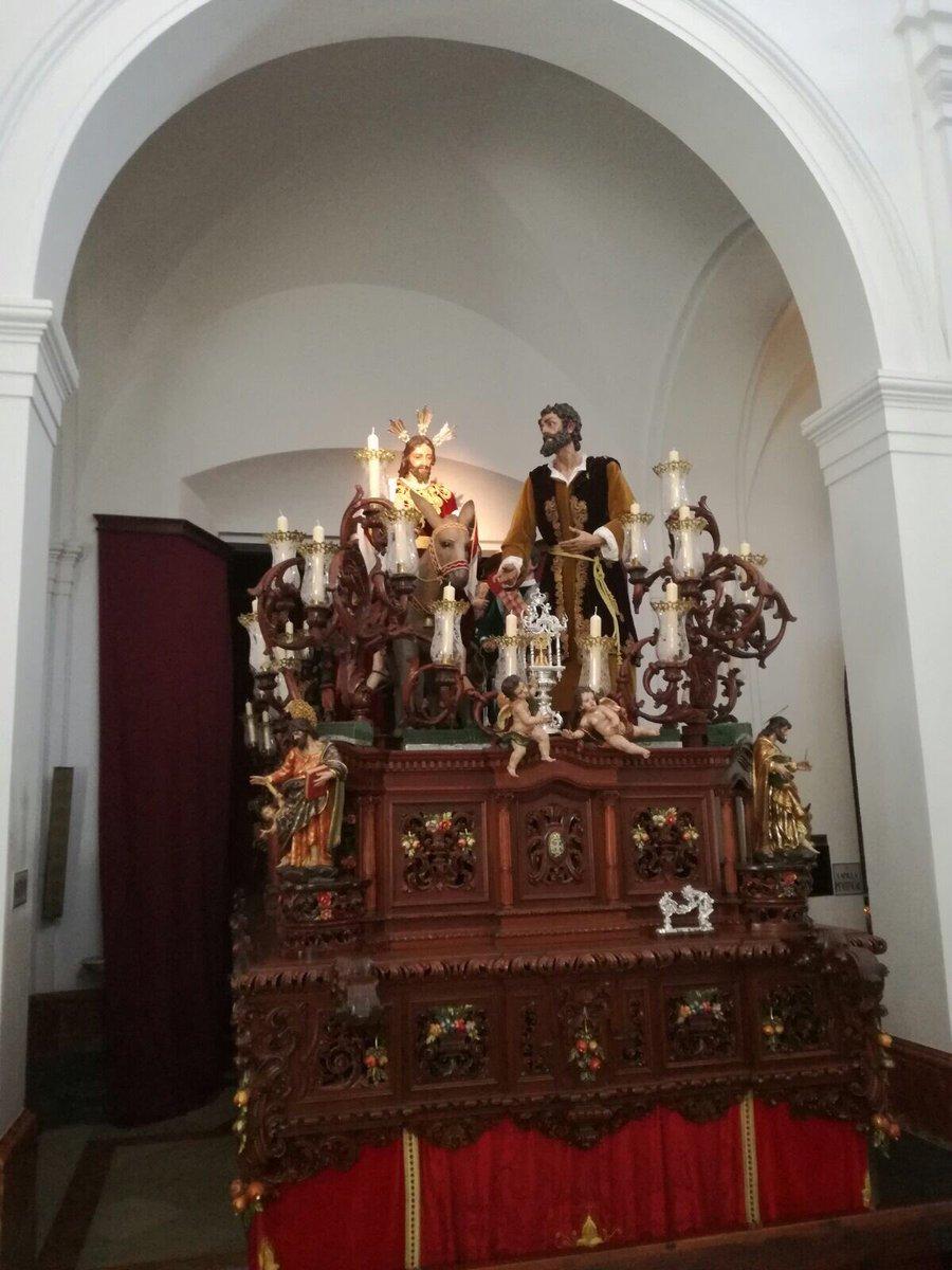 Esperando el Domingo de Ramos 2017