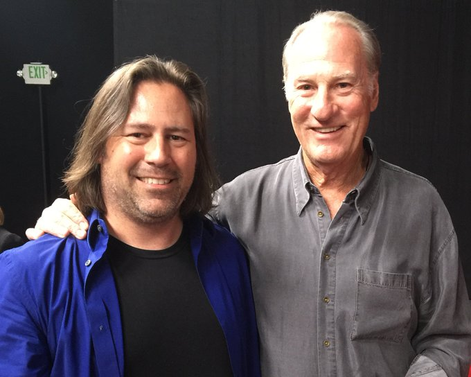 Happy Birthday to Coach!! AKA the wonderful actor Craig T. Nelson.