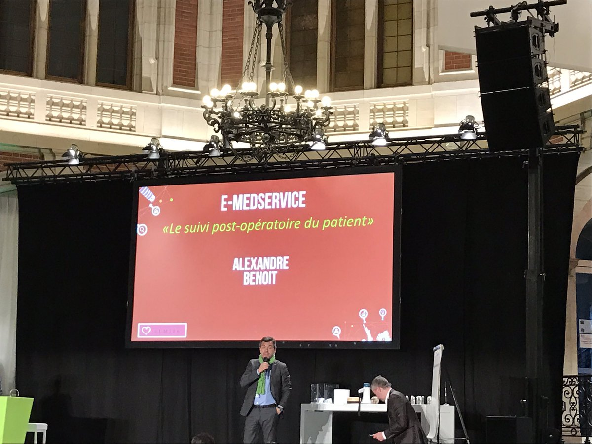 .#LMIAwards2017 #LMI06 @e_medservice #suivi-patients @Eurasante #innovation #sante<br>http://pic.twitter.com/J2Kj3ltGtr