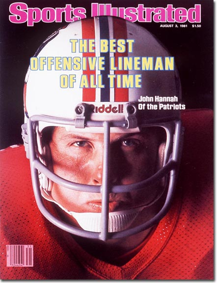 True then, true now. Best offensive lineman of all time. Happy 66th birthday, John Hannah!