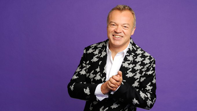 ON WITH Wishes: Graham Norton A Happy Birthday!
