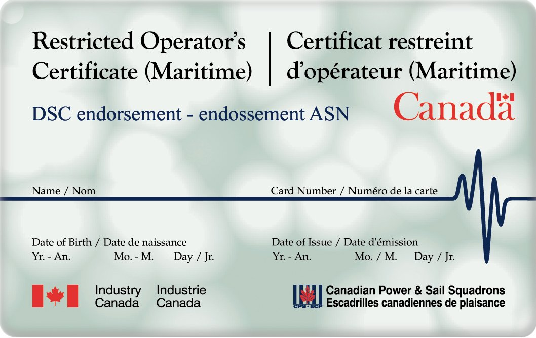 Cps Ecp On Twitter You Need Certification To Operate A Vhf Marine
