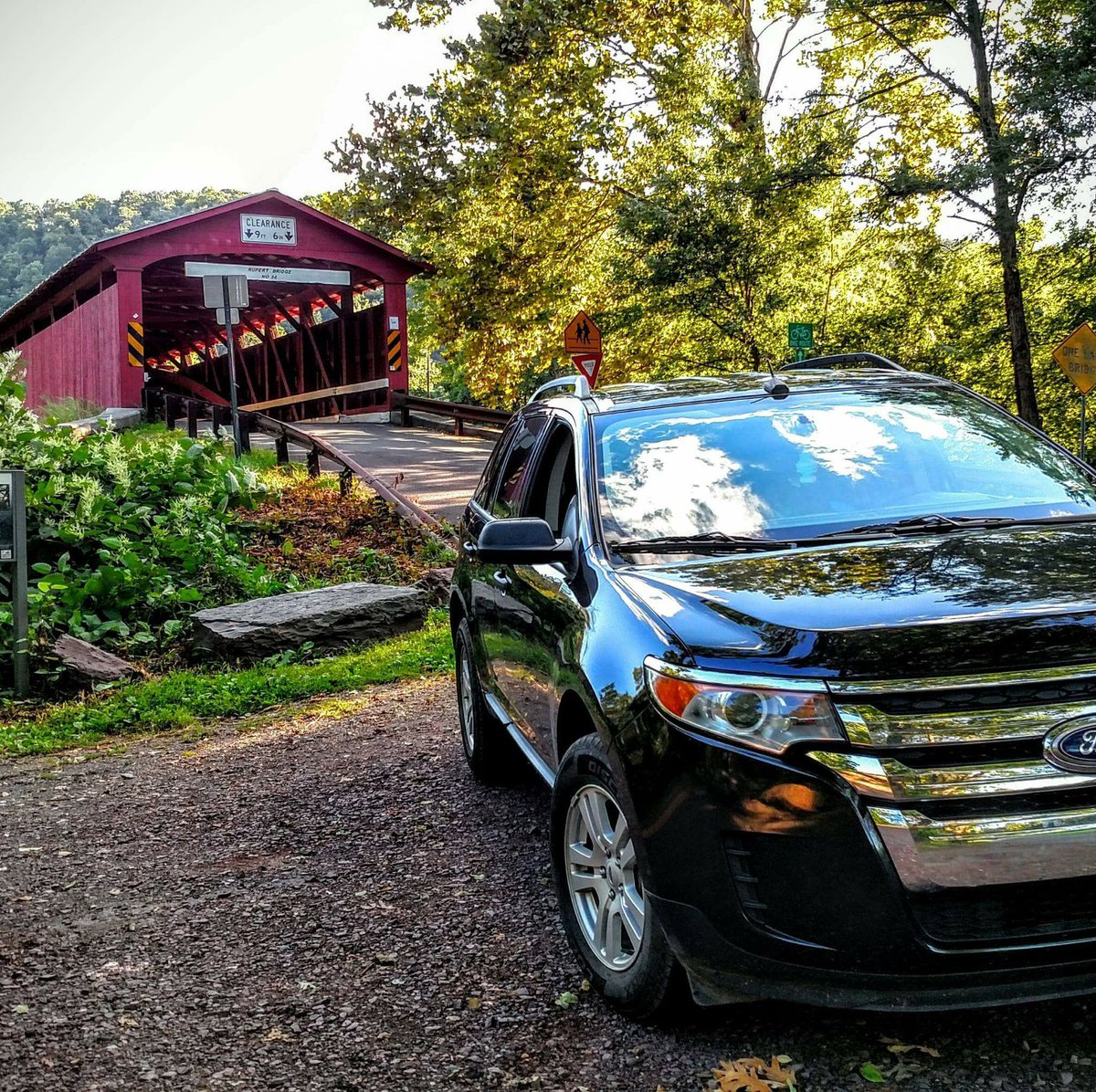 Ford Motor Company On Twitter Always On The Edge Of Adventure Ford Edge