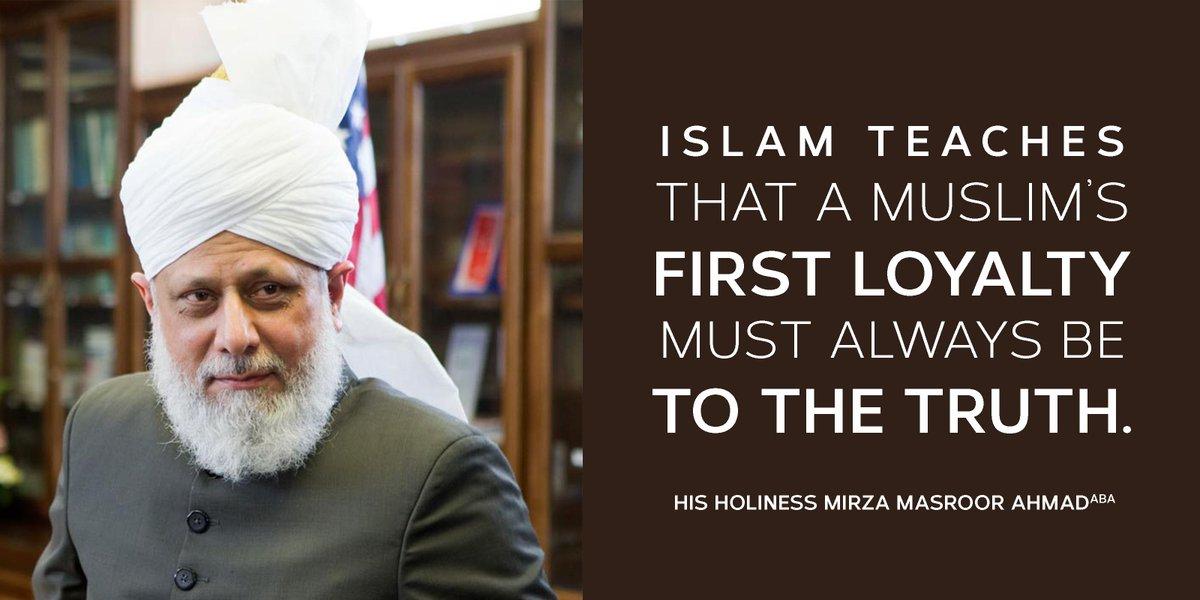 Khalifa of Islam on Twitter: