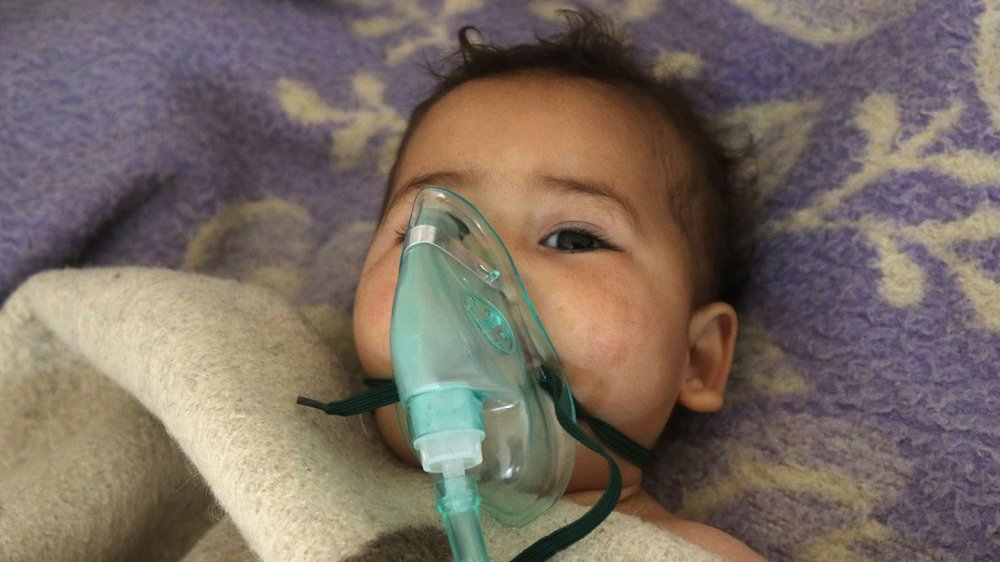 Thumbnail for Worst Chemical Attack in Syria in Years: Daily Brief