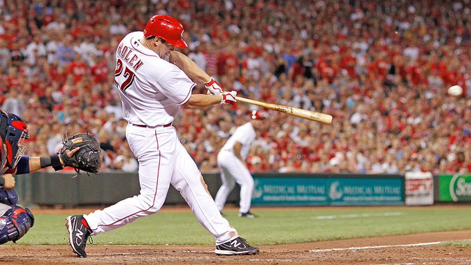 Happy birthday to former Reds 3B Scott Rolen!