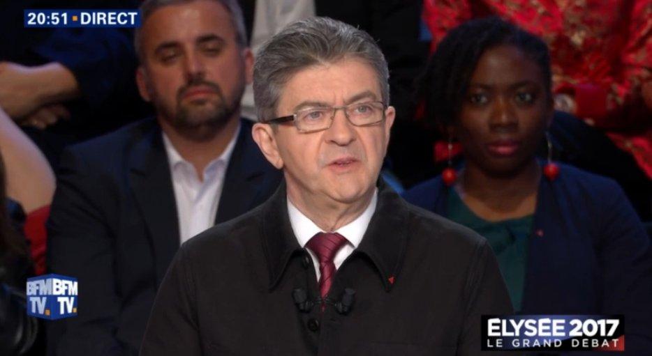 🔴 #LeGrandDebat - @JLMelenchon : 'Le peuple aura le droit de révoquer un élu en cours de mandat' >> https://t.co/v2tzn2LPZ1