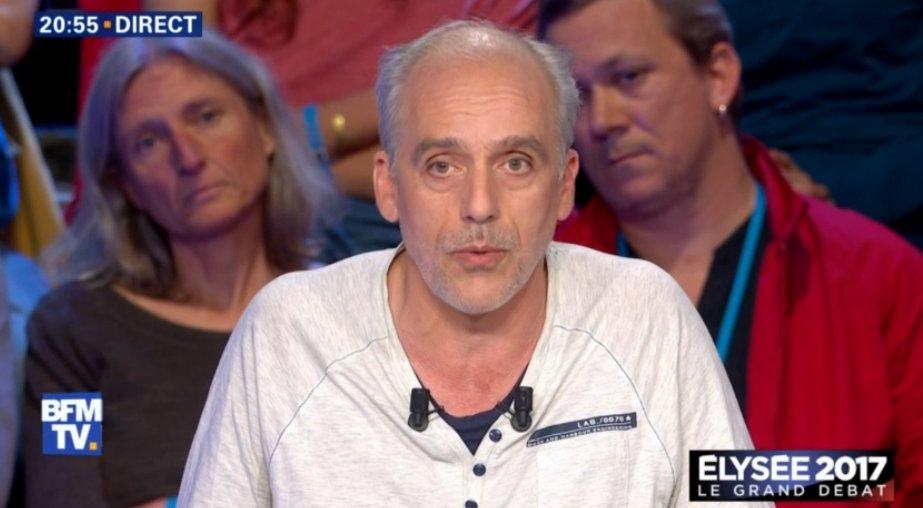 🔴 #LeGrandDebat - @PhilippePoutou: 'Nous on a pas d'immunité ouvrière. Quand on est convoqué par la police on y va' https://t.co/3Rm5KvCm0B