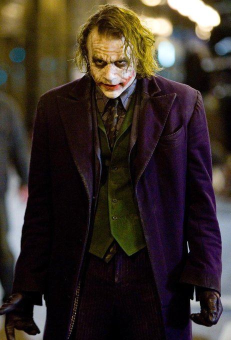 HUGE Happy Birthday shoutout to Heath Ledger!  He would have been 38 today.