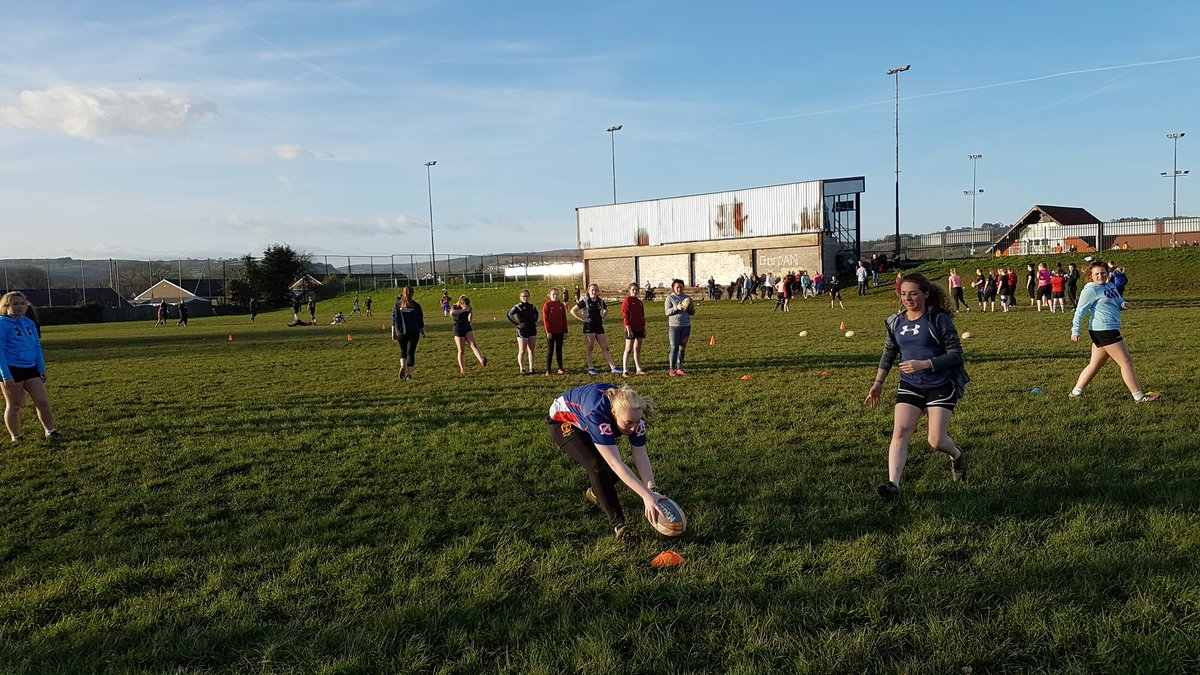 Nelson Rfc Belles On Twitter Nice Turnout Of 34 S For Our First Touch Rugby Training Tonight Looking Forward To The Unicorn Team Having A Run