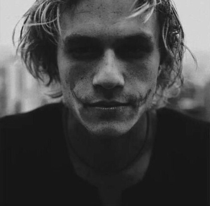 Heath Ledger would have been 38 today. Happy birthday, Joker.