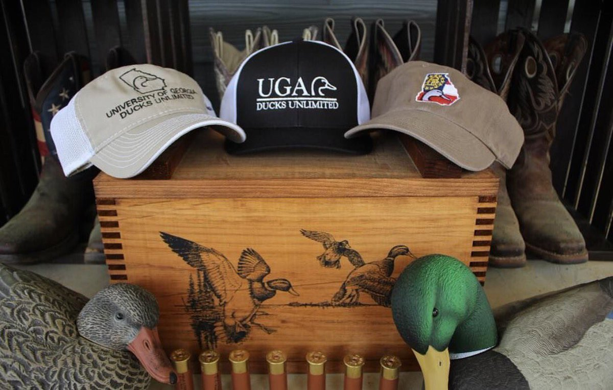 UGA Ducks Unlimited on Twitter