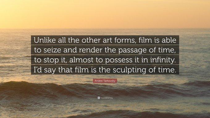 Happy Birthday Andrei Tarkovsky! A true genius beyond his time