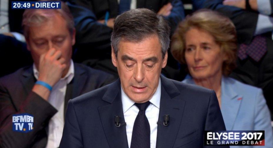 🔴 #LeGrandDebat - @FrancoisFillon : 'Je suis le seul candidat qui prop...