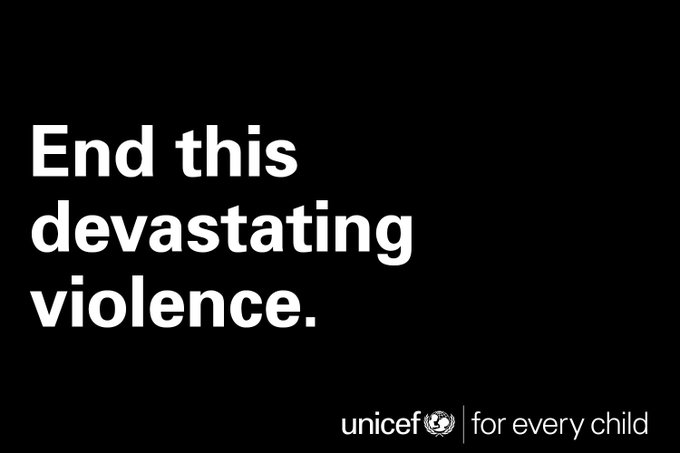 Horrific. Heartbreaking. Our statement on reports of chemical attacks on families in Syria https://t.co/92P1JKezRs #ChildrenUnderAttack
