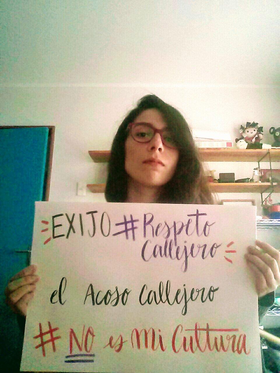 El ASC nada tiene que ver con galantería o folclor. Tampoco con libertad de expresión. ASC es VIOLENCIA, #NoEsMiCultura  #ENDSH @ocacchile https://t.co/Xd8wTaHOmC