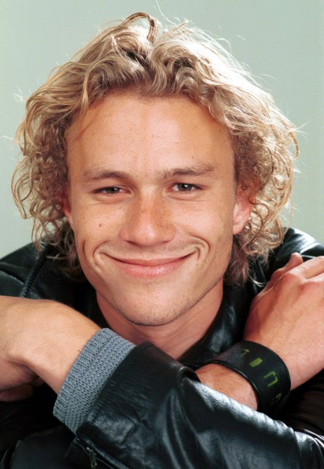 Happy birthday to one of biggest honeys to ever live... (also the best joker of all time) heath ledger