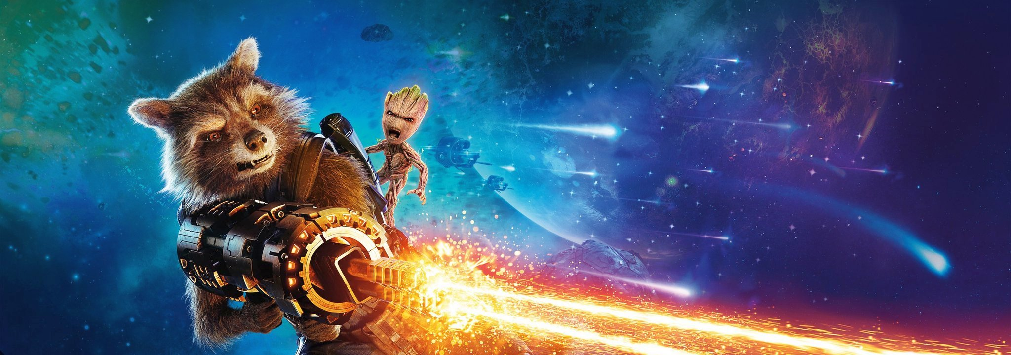 Guardians of the Galaxy Vol. 2 Banners