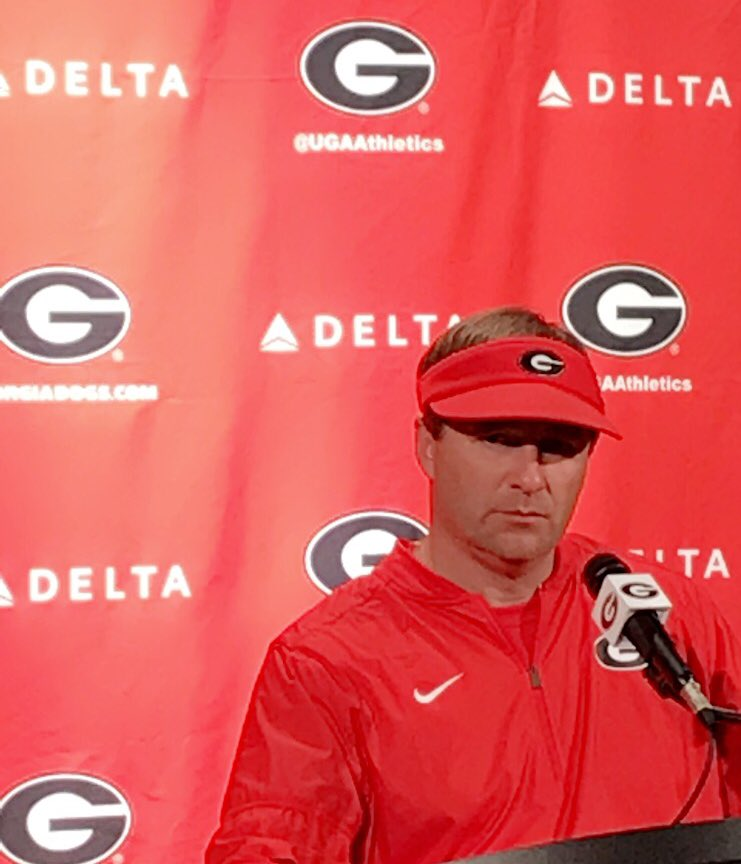Kirby Smart (Photo: Bulldawg Illustrated)