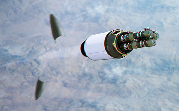 Raytheon wins $59.6M for multi-warhead interceptor https://t.co/p3pGM9PEUY