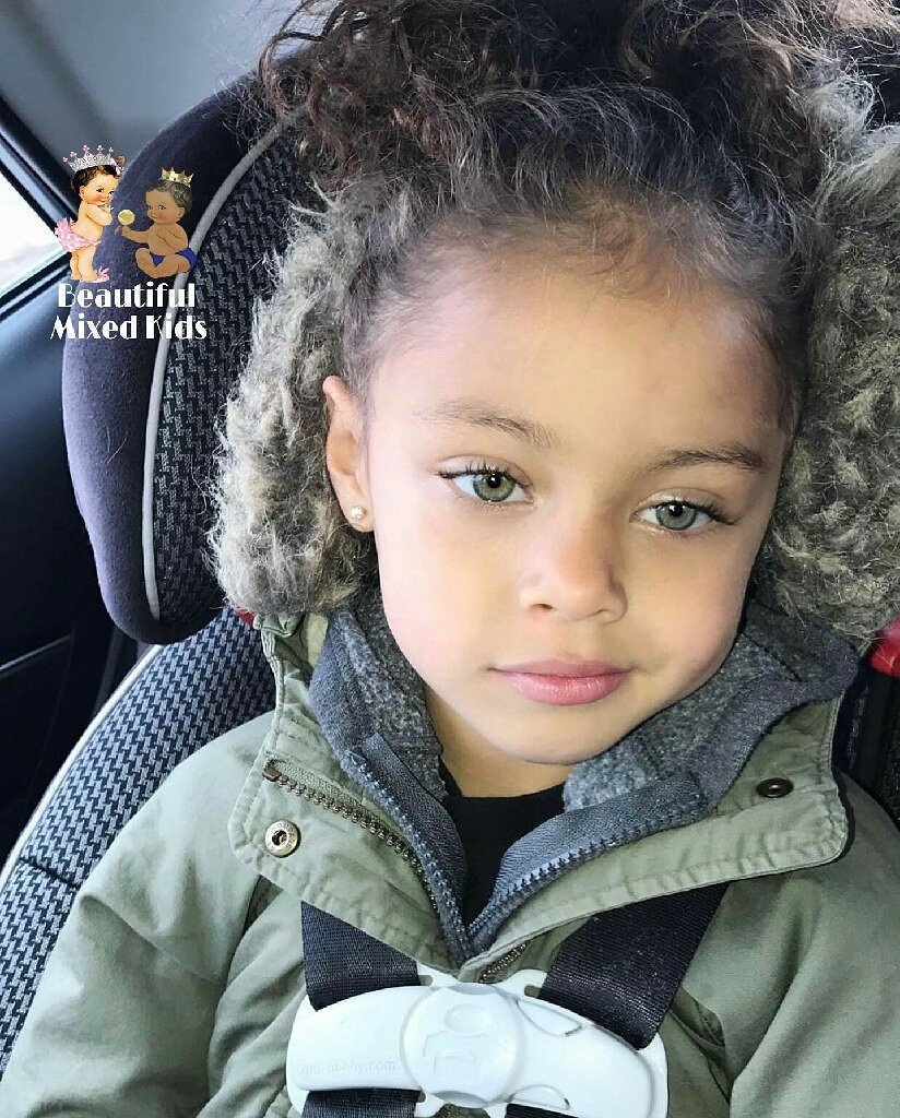 ADORABLE MIXED KIDS - Tumblr