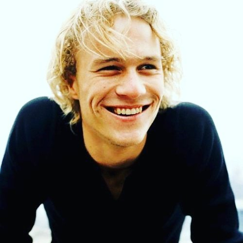 Gone but not forgotten. Happy Birthday Heath Ledger