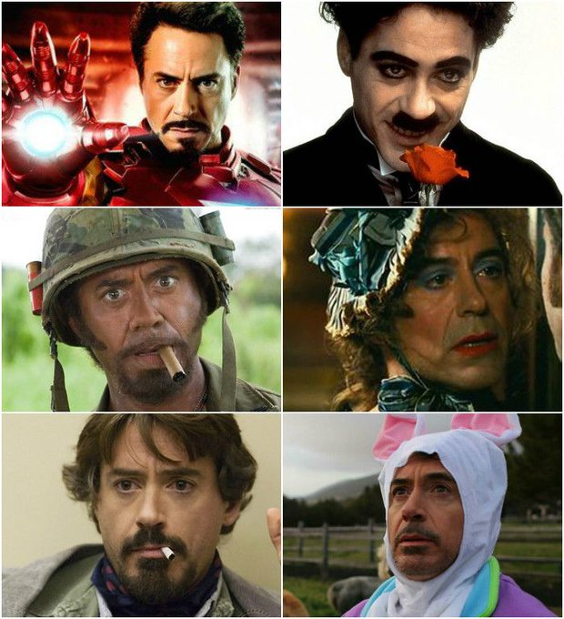 Happy 52nd birthday Robert Downey Jr!