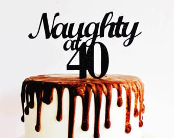 Happy 40th birthday, welcome to the 40s club have an awesome day