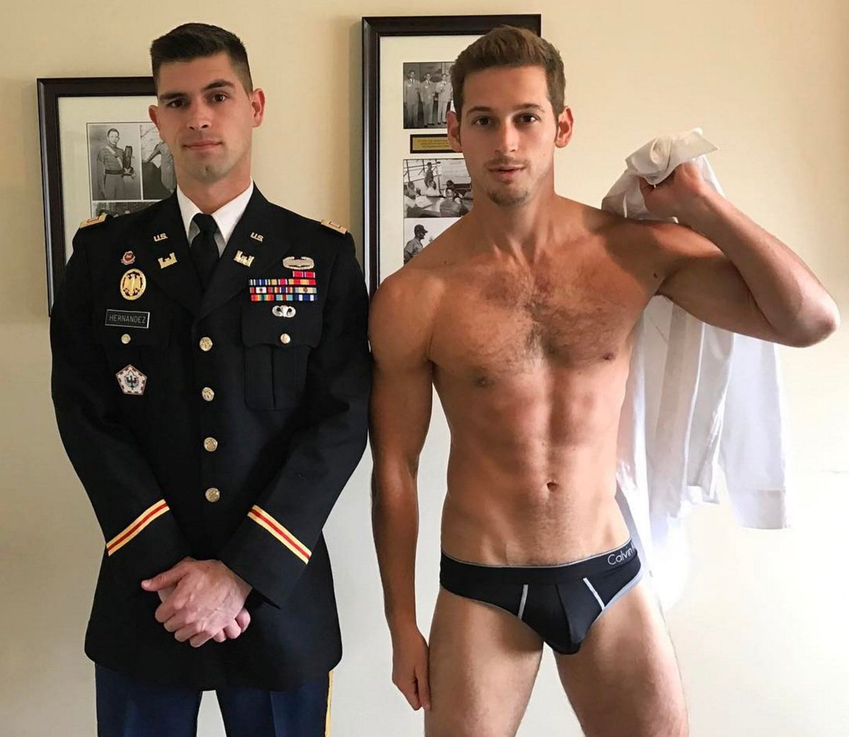 Young army gay couple movies first time yes 8