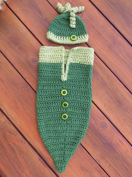 Crochet Cocoon Pattern, Crochet Hat, Newborn Photo Prop
