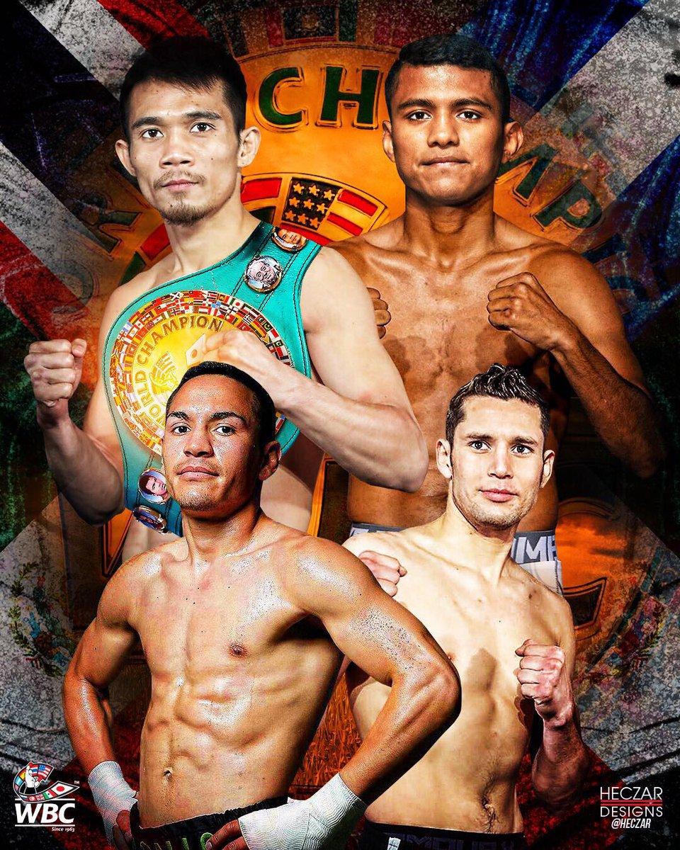 Президент WBC: Реванш Гонсалеса и Куадраса состоится в марте