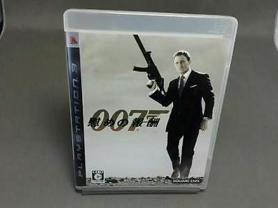 007 quantum of solace ps3 code