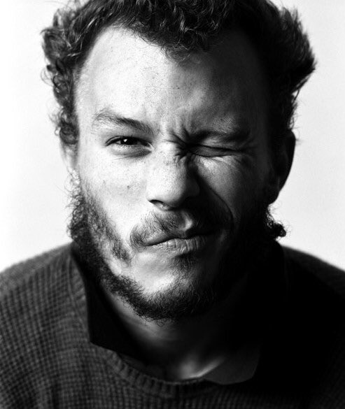 I miss Heath Ledger. I think I\ll always be upset about his passing. Happy bday to the greatest
