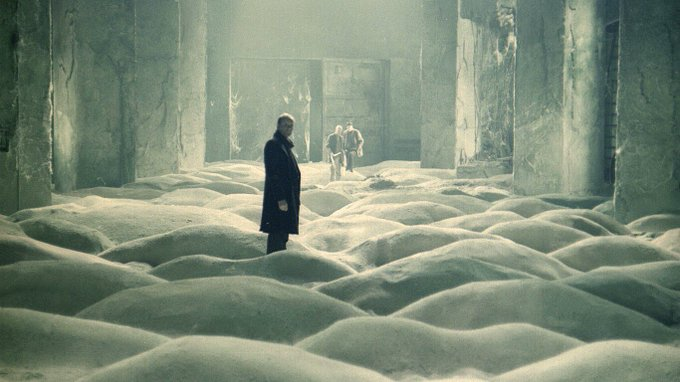 Happy Birthday Andrei Tarkovsky! You were one of the greatest directors ever.