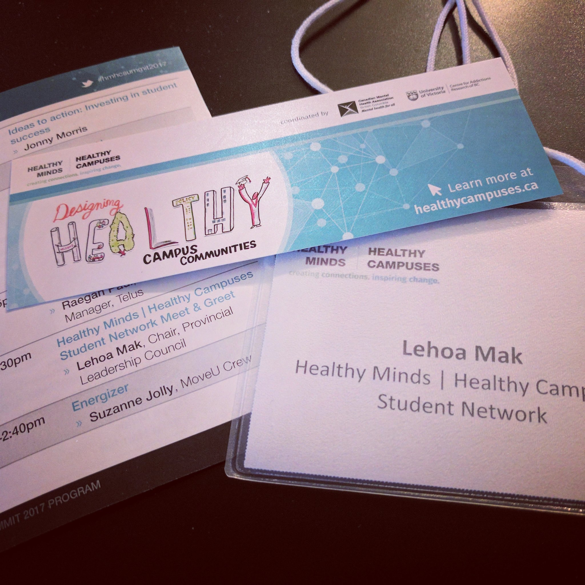 I appreciate the opportunity to share our volunteer work with an inspiring audience of mental health advocates today!! #hmhcsummit2017 https://t.co/CZcEHVQqZv