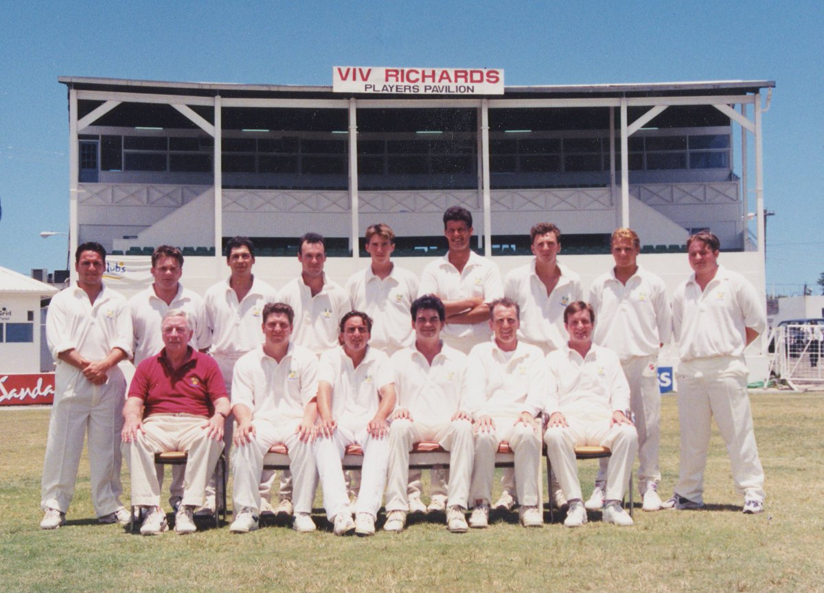 old cranleighan cc ocranleighancc twitter twenty years ago this week since the occc started their first major tour to antigua pic twitter com znbu0lqzss