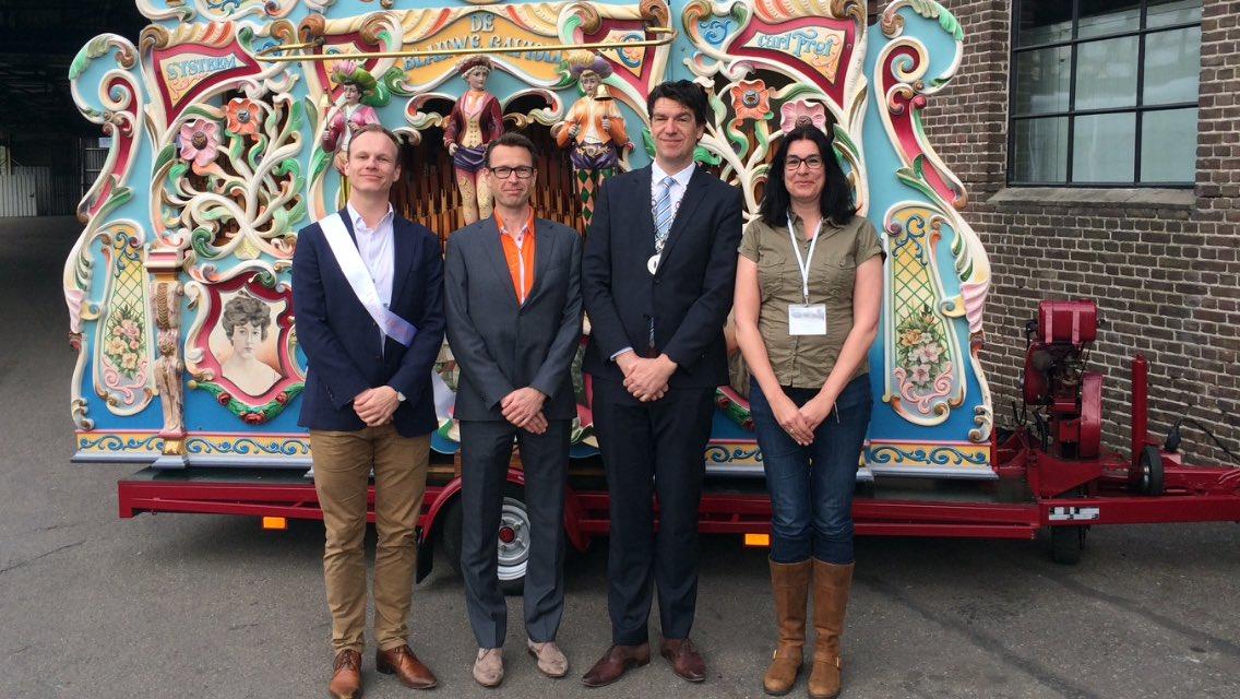 De delegatie van Turfbrug is er klaar voor #da2020 @Henk_Turfbrug @Burg_Veth @GerardBuiter https://t.co/nBalYSzPon