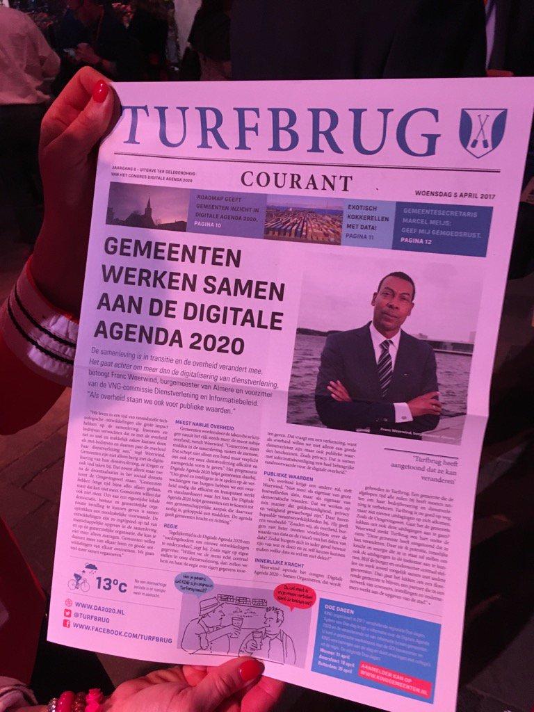 Heeft u 'm al gelezen? #da2020 https://t.co/G7EAWYCzhv